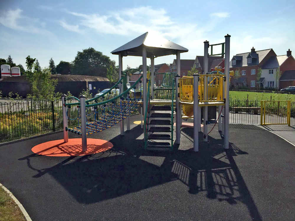 playground contractor installation east anglia